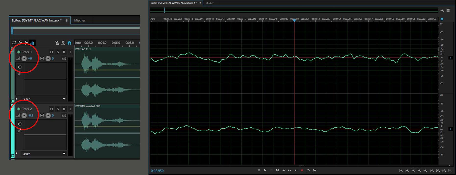 Irrungen und Wirrungen  Gibt es Klangunterschiede zwischen WAV und