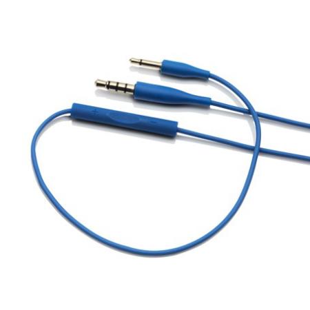 P3 Kabel mit Fernbedienung - Blau