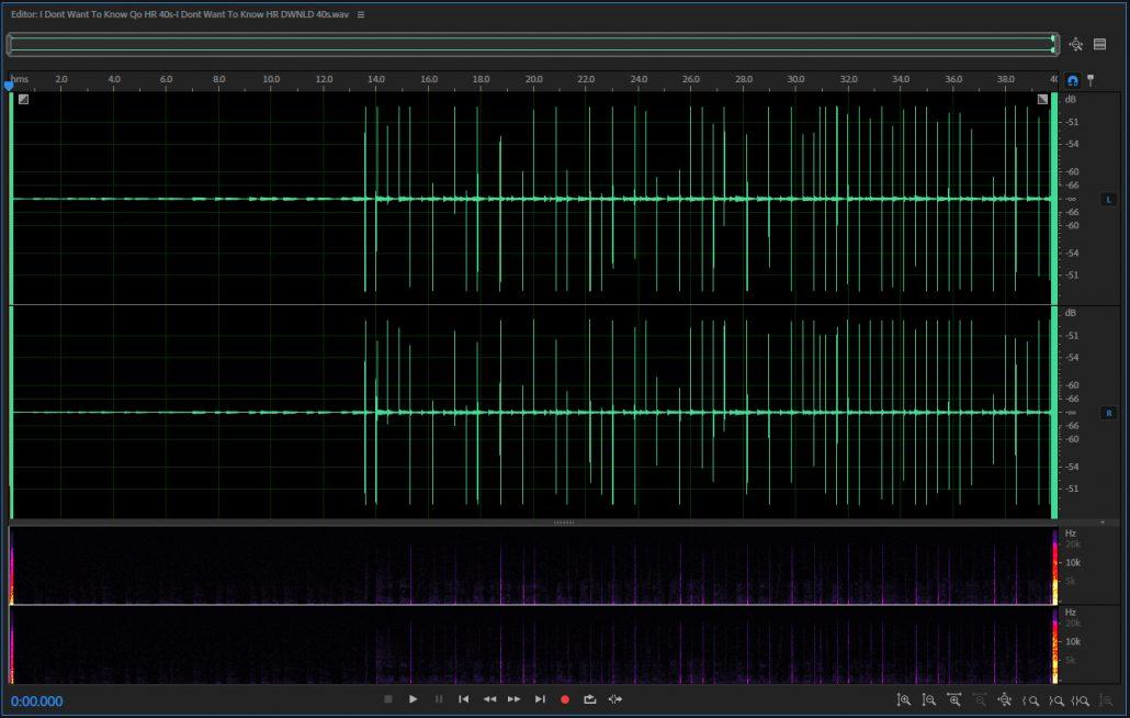Streaming: gibt es Klangunterschiede? - Vorsicht bei